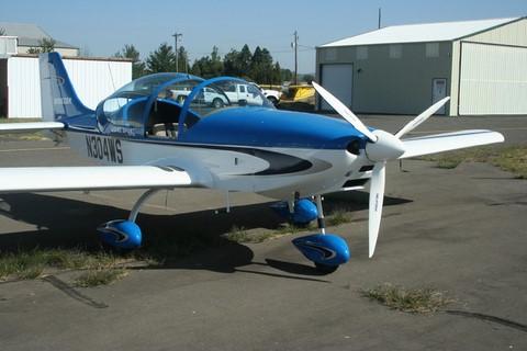 Breezer II light sport aircraft