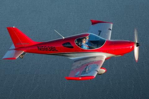 Bristell TDO light sport aircraft