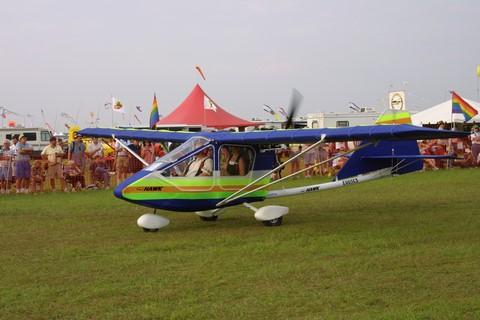 CGS Hawk light sport aircraft