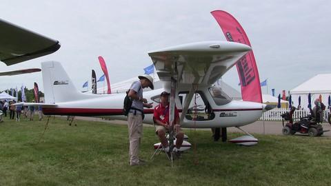 Glasair Merlin light sport aircraft
