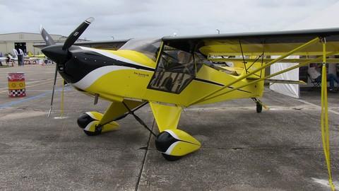 KitFox light sport aircraft pilot report