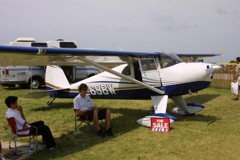 Luscombe LSA8 light sport aircraft