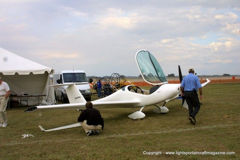 Phoenix Motorglider